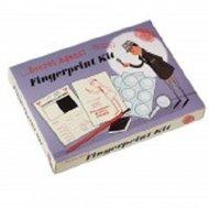 Vingerprint set, detective