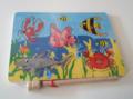 Puzzel visspel magneet