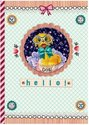 Hello!-kaart