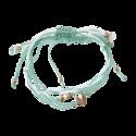 Armbanden-set-hart-groen