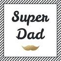 Servetten Super Dad