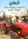 Een eigen tractor voor Thijs!