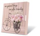 Een geurend doosje voor jullie trouwdag