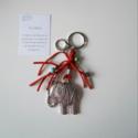De olifant, sleutel/tashanger
