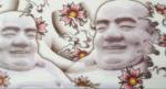 Waxine cover, boeddha
